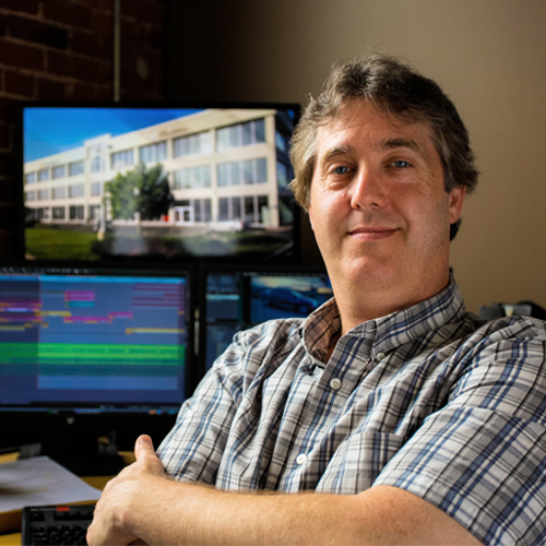 Dave Mackey - Director of Creative Services at Edify Multimedia Group